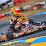 SE VENDE chasis CRG año 2016 con motor Rotax EVO DD2. Ganador y puntero. Precio de locos!!!