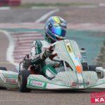SE VENDE chasis Tony Kart año 2017, elementos originales OTK, por renovación