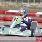 SE VENDE chasis Tony Kart fabricación 2017 con solamente 5 carreras y luego pruebas