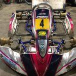 SE VENDE chasis Kosmic del 2016 con solo 6 carreras. Venta por cambio de actividad